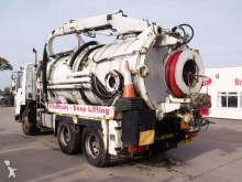 used Volvo sewer cleaner truck