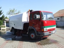 used Iveco road sweeper