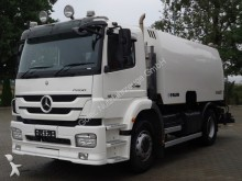 used Mercedes road sweeper