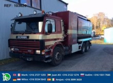 Scania P113.360 - SOON EXPECTED -6X2 MANUAL FULL STEEL 12M3