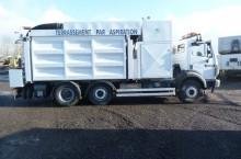 used Mercedes vacuum truck