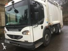 Dennis waste collection truck