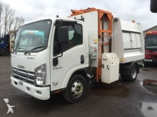 used Isuzu waste collection truck