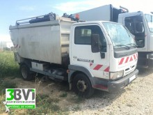 used Nissan waste collection truck