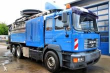 camión aspirador MAN