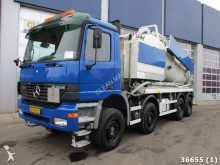 Mercedes Actros 4140 8x4 ADR EPS Full steel