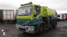 camión barredora Iveco