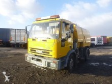 Iveco road sweeper