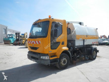 used Renault road sweeper