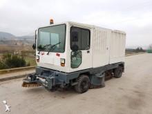 camión barredora Tennant
