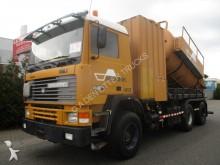 camión aspirador Terberg