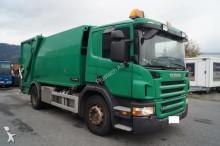 camion benne à ordures ménagères Scania