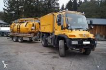 n/a sewer cleaner truck