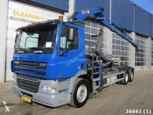 DAF 85 FAN CF 380 Hiab 19 ton/meter Kran