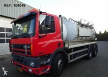 DAF CF85.330 - SOON EXPECTED - VACUUM TRUCK MANUAL FULL STEEL