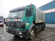 Mercedes SK 1824 FULL STEEL WITH FAUN GARBAGE TRUCK (MANU