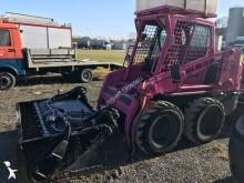 camion spazzatrice Bobcat