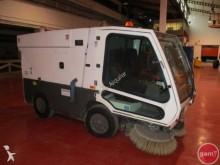 used Tennant road sweeper