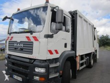 used Renault waste collection truck