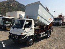 used ABG waste collection truck