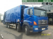 used n/a waste collection truck