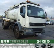 used DAF vacuum truck
