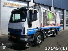 used Ginaf waste collection truck