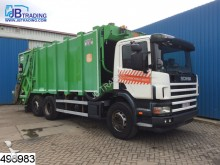 used Scania waste collection truck