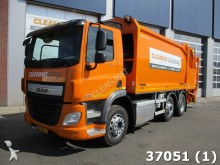 DAF CF FAG 330 20m3 GPM 4 with weighing system