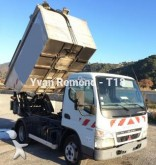 used Mitsubishi waste collection truck
