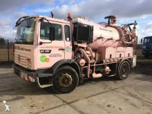 used Renault sewer cleaner truck