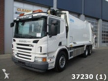 Scania P 360 Euro 5 Joab Anaconda 22,5m3 + winch