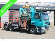 used DAF waste collection truck