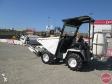 used Piquersa road sweeper