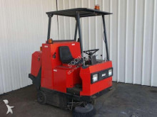used Hako road sweeper