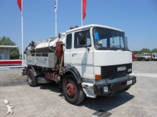 used Iveco sewer cleaner truck