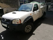used Nissan sewer cleaner truck
