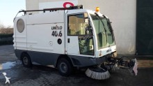 used Unic road sweeper