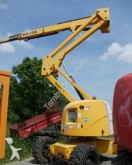 used Haulotte telescopic articulated self-propelled aerial platform