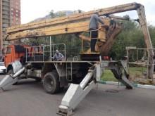 plataforma sobre camião articulado Kamaz usada