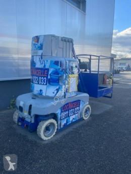 zwyżka samojezdna teleskopowa używana