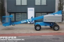 Genie S40 4x4 Drive, Diesel , 14.2m Working Height.