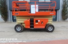 JLG 4394RT 4x4 Drive, Diesel , 15.1 m Working Height