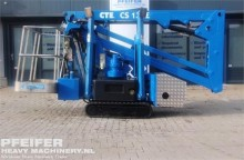 CTE CS135E Bi-Energy, 13.5 m Working Height, Fits Th