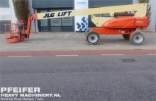 JLG E600J Electric, Non Marking Tyres, 20.4m Working