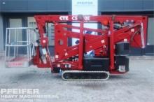 CTE CS170E Bi-Energy, 17 m Working Height, Fits Thro