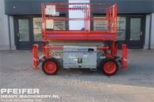 Skyjack SJ6832RT Diesel, 4x4 Drive, 11.6m Working Height