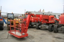 Haulotte HA16SPX - 16m, 4x4, diesel