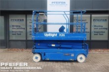 UpRight X26 Electric, 10m Working Height.