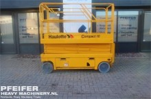 Haulotte COMPACT 10 Electric, 10.2 m Working Height.